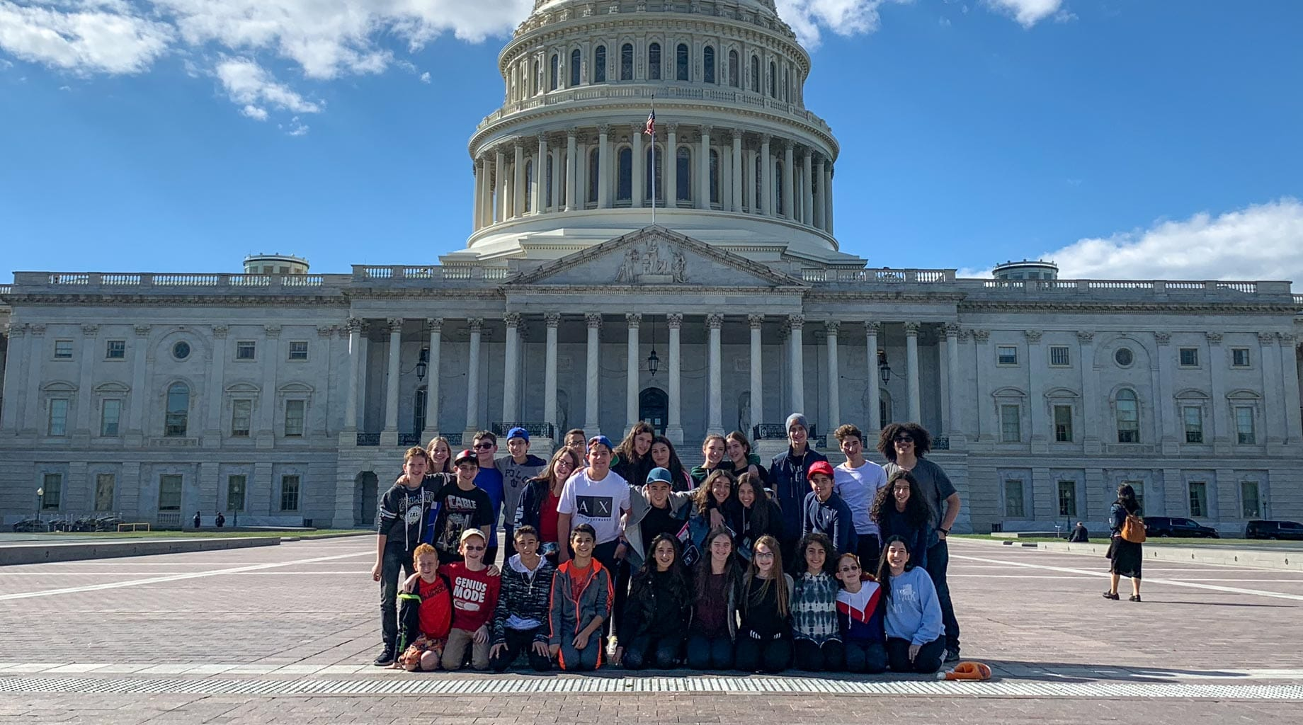 8th grade Washington DC trip